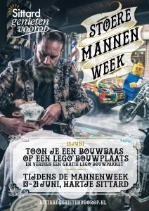 Stoere Mannenweek