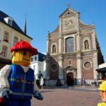 TESSA organiseert Bouwen met LEGO